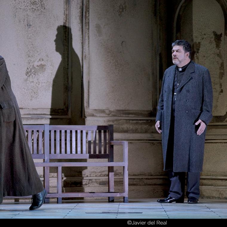 Wagner, Parsifal, Madrid 2016