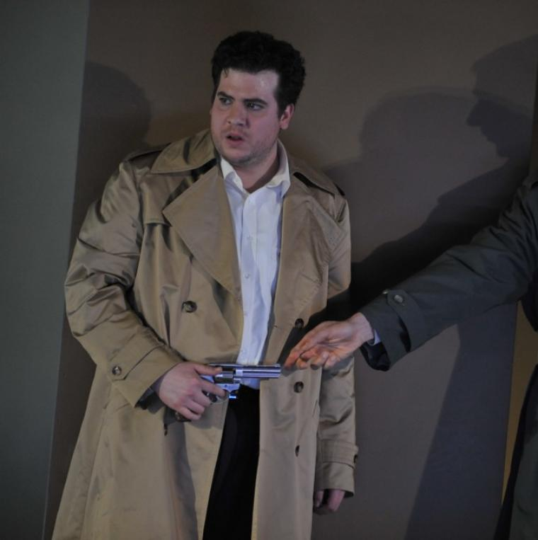 Tschaikowski, Eugen Onegin, Nationaltheater Mannheim 2011