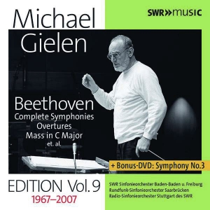 BEETHOVEN - Michael Gielen, Edition Vol. 9